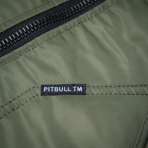 Pit Bull Kurtka zimowa PAXTON Oliwkowa