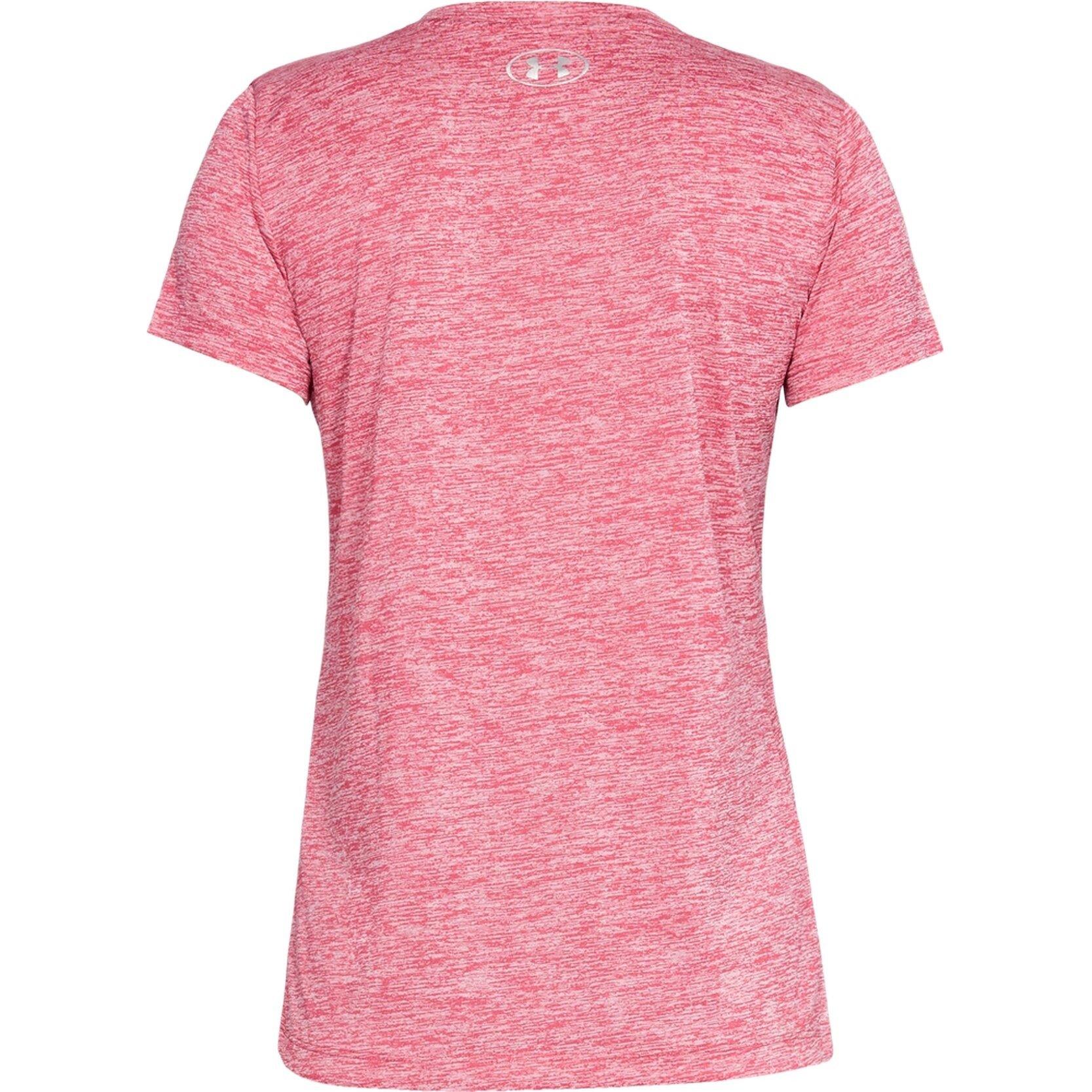 2fd9358ab Under Armour Koszulka TECH SSC TWIST Różowa Kliknij, aby powiększyć ...