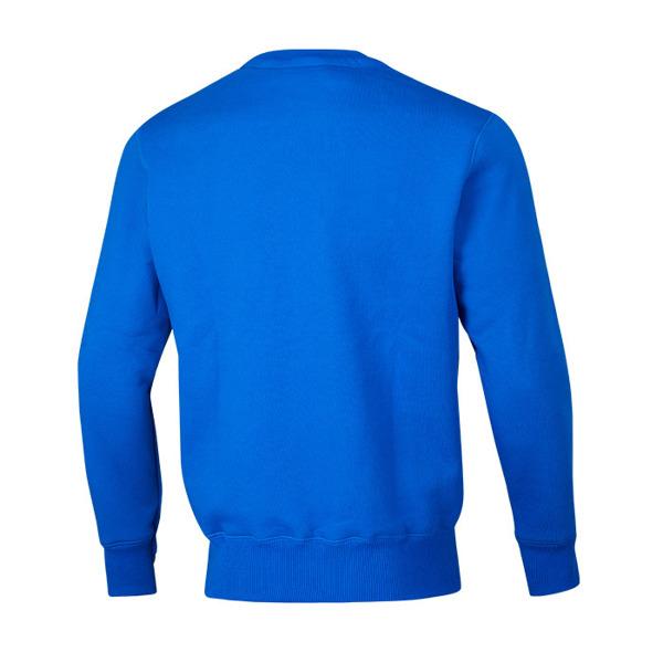Pit Bull Bluza bez kaptura CLASSIC LOGO Niebieska