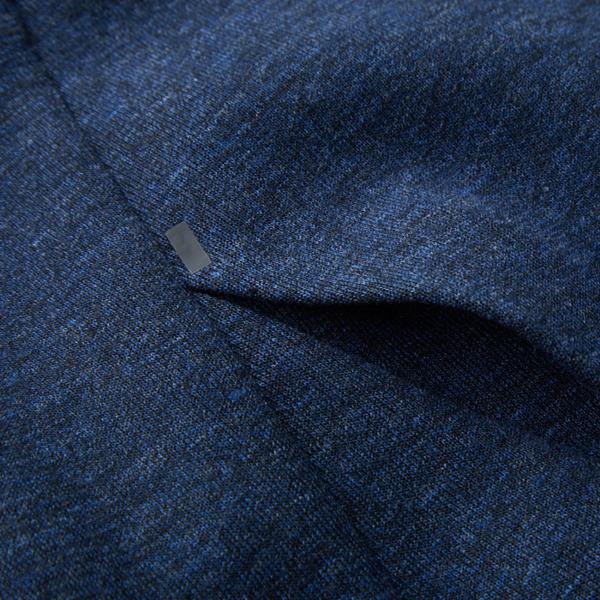Pit Bull Bluza rozpinana z kapturem LANDIS Granat