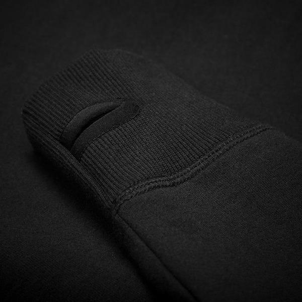 Pit Bull Bluza z kapturem SPORT 1 Czarna