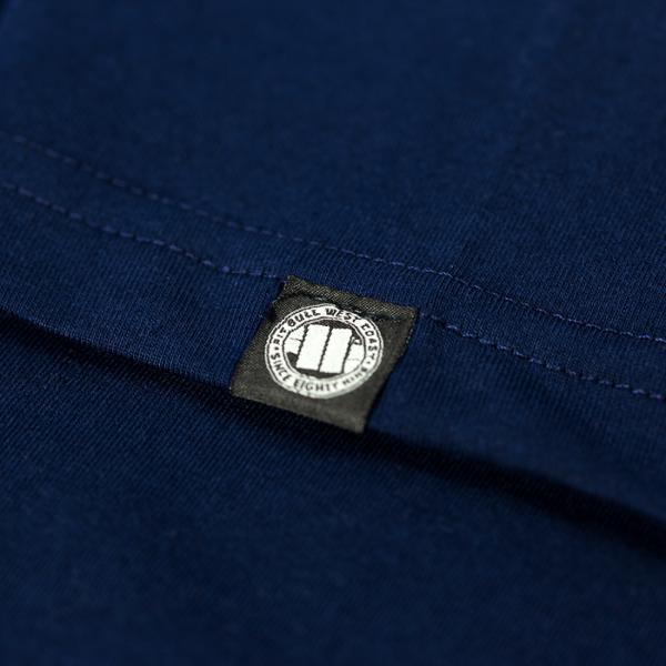 Pit Bull Koszulka BLUE EYED DEVIL X Granat