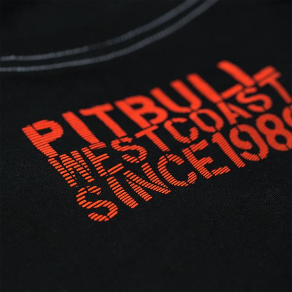 Pit Bull Koszulka MAKE MY DAY 17 Czarna
