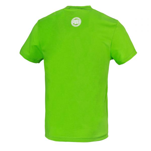 Pit Bull Koszulka SKULLLER Zielona