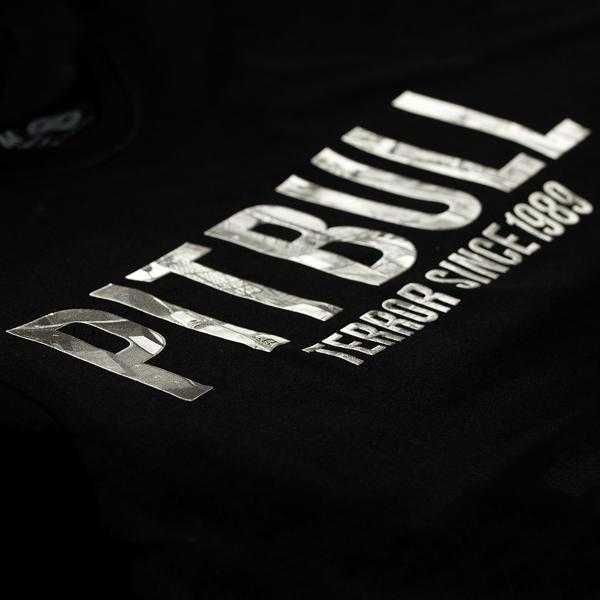 Pit Bull Koszulka TERROR MASK 17 Czarna