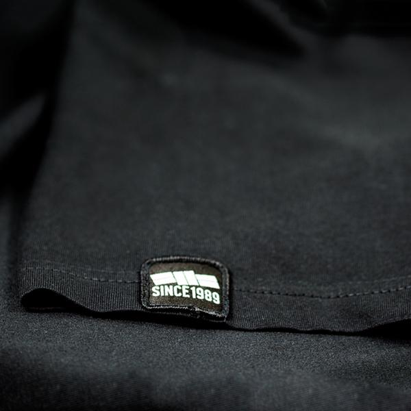 Pit Bull Koszulka TRIBAL SKULL Czarna