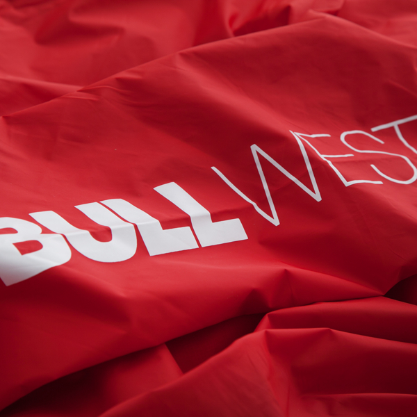 Pit Bull Kurtka ATHLETIC VI Czerwona