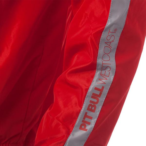 Pit Bull Kurtka przejściowa ELMHURST Czerwona