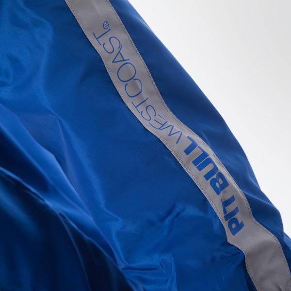 Pit Bull Kurtka przeciwdeszczowa ELMHURST Niebieska