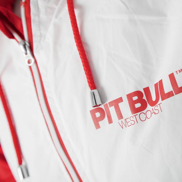 Pit Bull Kurtka HIGHLAND Czerwona