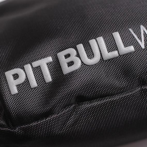 Pit Bull Saszetka Nerka Logo TNT Czarna