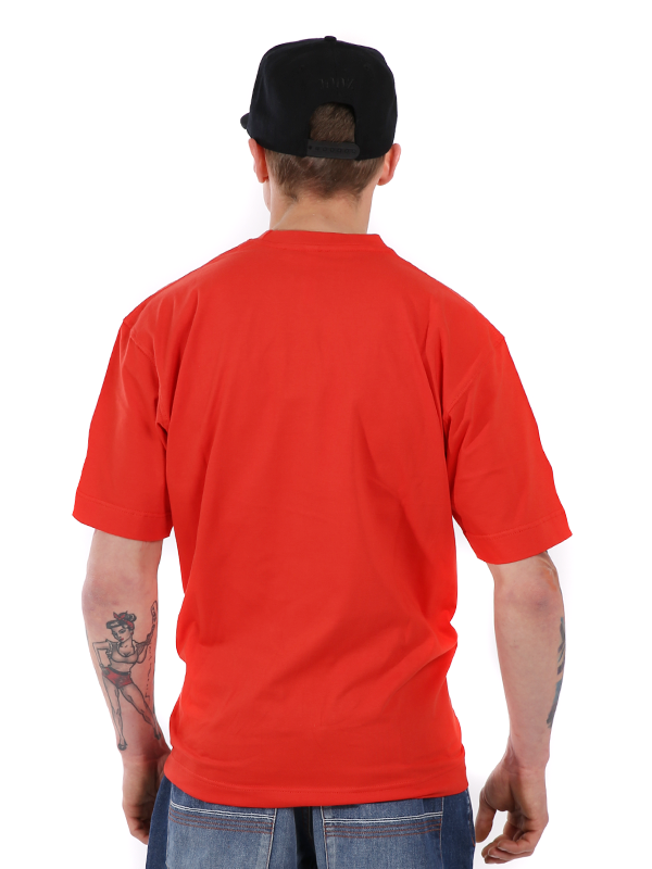 Stoprocent Koszulka Printag16 Czerwona