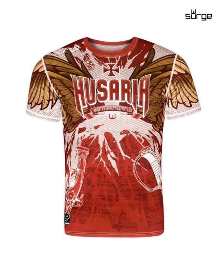 Surge Polonia Koszulka biegowa Husaria