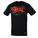 Pit Bull Koszulka TERROR SCISSORS Czarna